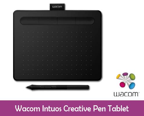 Wacom Intuos Creative Pen Tablet @ Wacom Middle East